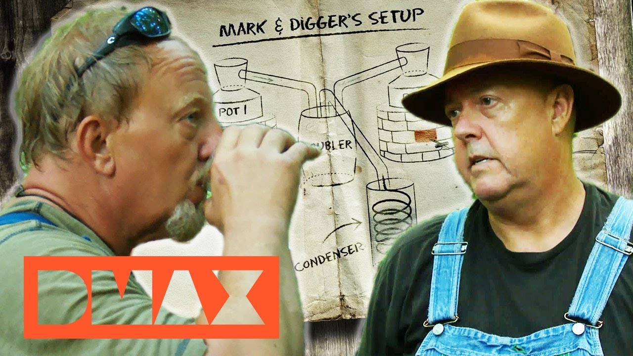 Dmax Moonshiners