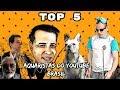 TOP 5 Aquaristas mais importantes e influentes no Youtube BRASIL
