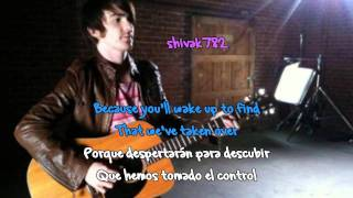 Golden days - Drake Bell [Españo & Inglés]
