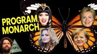 Program Monarch – Kontrola Umysłów Przez Illuminati Rodem z CIA MK Ultra - Spiskowe Teorie PL NWO