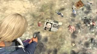 GTA Online - Donald Love, Reddit and Burger Shot Easter Eggs!