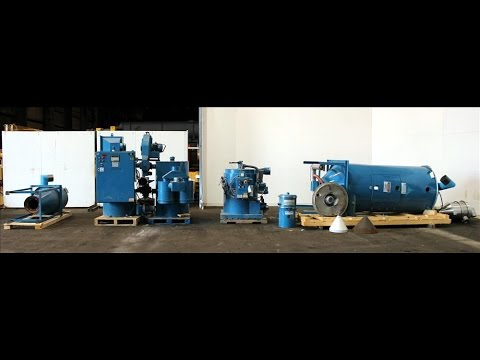 Used- Novatec Dessicant Drying System - stock # 46323001