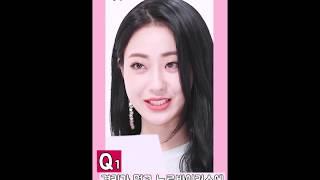 [60fps] GyeongRee (경리) 9Muses (나인뮤지스) - News Ade Cut