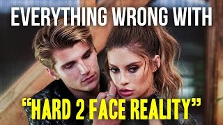 Everything Wrong With Poo Bear ft Justin Bieber  Jay Electronica - Hard 2 Face Reality