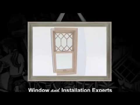 Double Hung Window in Farmersville