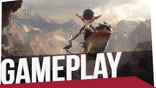 Kled - Nowy Champion w League of Legends - GAMEPLAY