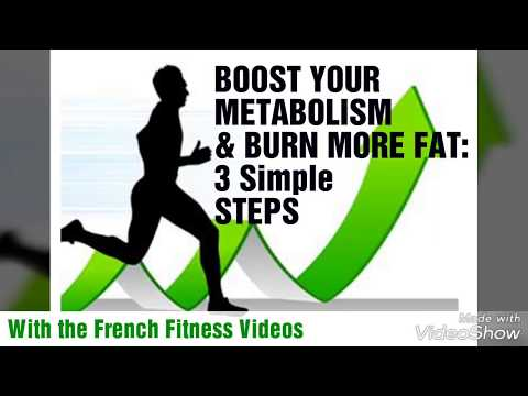 How To Increase Your Metabolism And Lose Fat Without Diet: 3 Simple Steps!