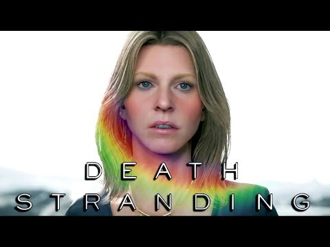 Death Stranding - All Trailers (2016-2019)