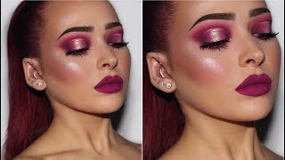 Pink & Purple Halo Eye | Makeup Tutorial thumbnail
