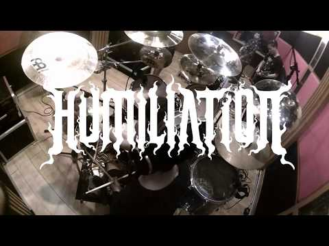 Humiliation at Lamprophony's studio live session