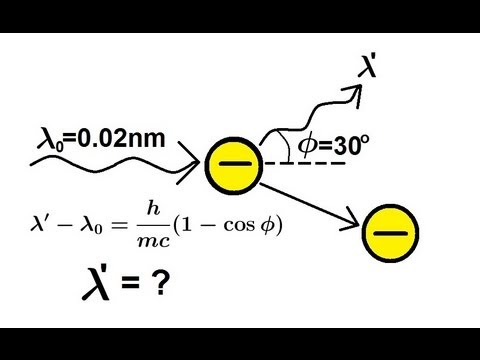 Physics - Modern Physics (7 of 26) Compton Scattering
