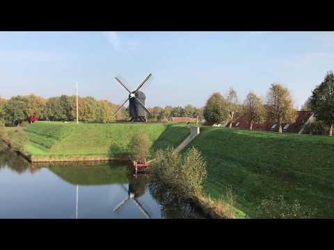 Traveller: The Netherlands, Bourtange
