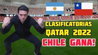 ARGENTINA VS CHİLE   POSIBLES FORMACIONES   JEAN PIERRE BONVALLET   RUMBO QATAR 2022