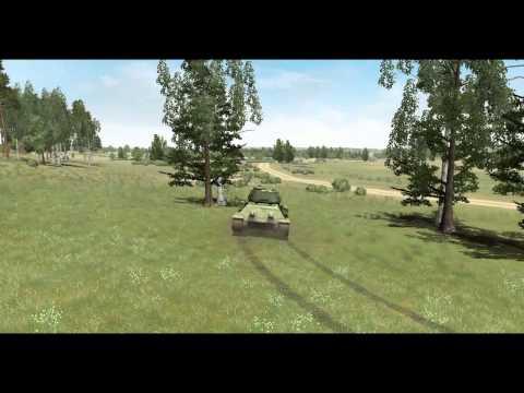 Поиграем с Холи в T-34 против Тигра - №1 - Тигр - Патруль