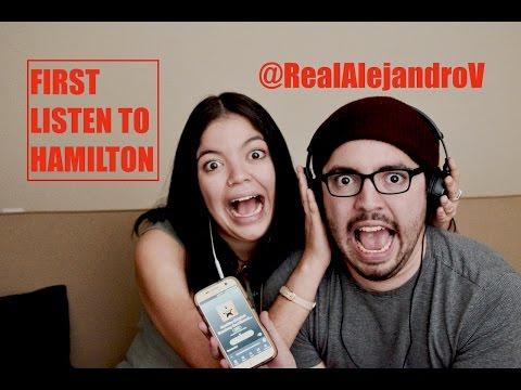 First Listen to Hamilton