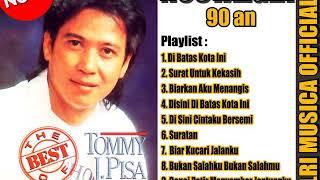Download Mp3 Tommy J Pisa   Full Album   Di Batas Kota Ini - Lagu Kenangan Terbaik Dan Terpop