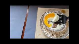 Cooking an egg chemistry style