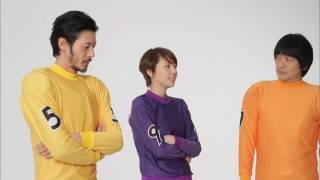 CM 長澤まさみ オダギリジョー 大森南朋 ケイリン2011 勝負服篇2 30s 長...