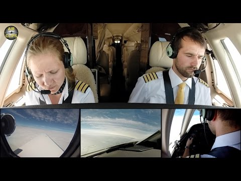 Hahn Air ULTIMATE COCKPIT MOVIE 1 / 3 MULTICAM! Full ATC! To Goose Bay [AirClips Full Flight Series]