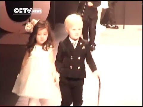Children and bridal wear shine at China Fashion Week