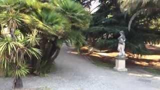 Вся Лигурия - Парк в Сан Ремо(Вот решили с супругой прогуляться по нашему вечно зеленому парку в Сан Ремо, фонтан сказка, он выполнен..., 2014-09-08T04:37:30.000Z)