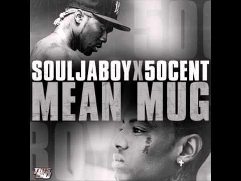 Mean Mug - Soulja Boy Tell Em ft. 50 Cent - Clean Version