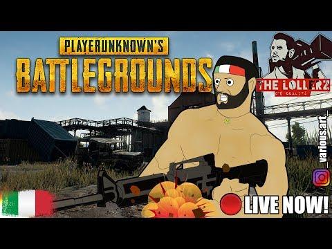 🔴PLAYERUNKNOWN'S BATTLEGROUNDS - VITTORIA per la nuova Thumbnail? LIVE ITA 1080p 60fps