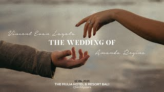 The Wedding of Vincent & Amanda