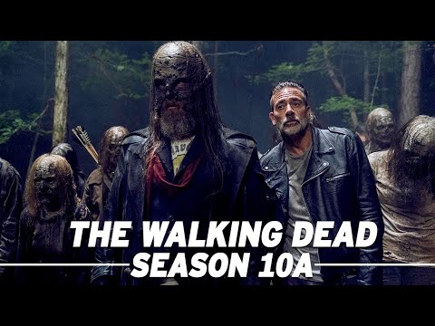The Walking Dead Full Season 10A Recap!