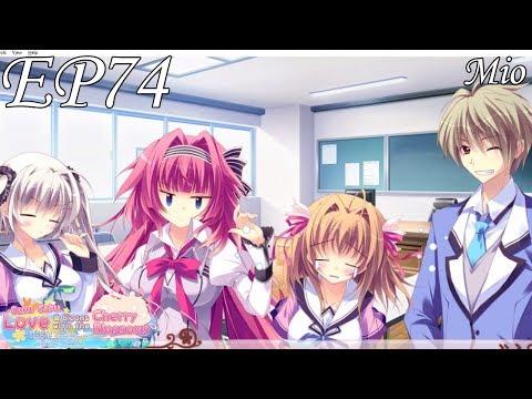 (Mio) TELLING EVERYONE OUR RELATIONSHIP - Let's Play Saku Saku EP74