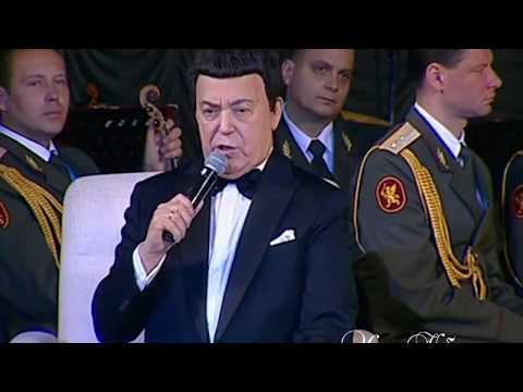 Иосиф Кобзон - По дороге в Загорск(LIVE 2017)