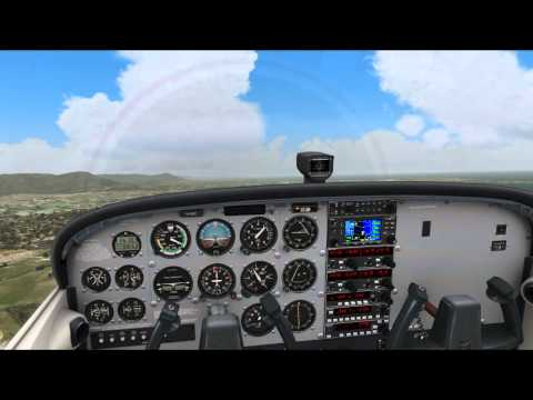 A2A Cessna C172 from Canberra to Camden in Vatsim VFR Friday