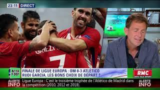 After Foot du mercredi 16/05 – Partie 2/7 - Débrief de l'OM/Atlético (0-3)