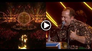 ustad Rahat Fateh Ali Khan Raag Nobel Peace Prize Concert Oslo 2014 HD