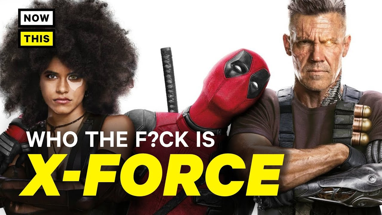 Who Is X-Force? | NowThis Nerd