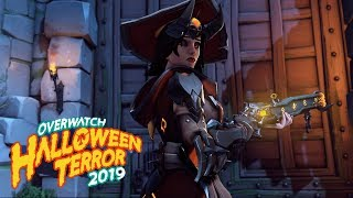 Overwatch | Halloween 2019: All New Skins, Emotes, Sprays and Highlight Intros