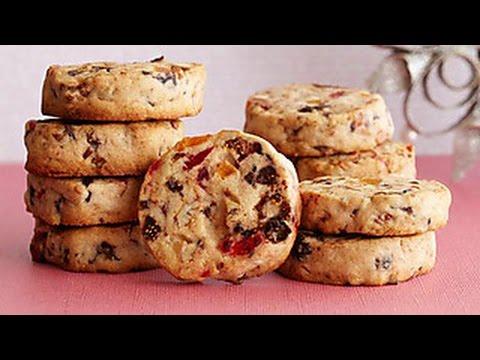 Ina's Fruitcake Cookies | Food Network
