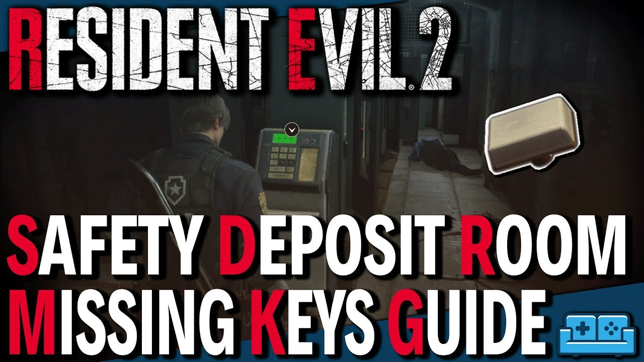 Resident Evil 2 Remake: All Hip Pouch Locations | Inventory