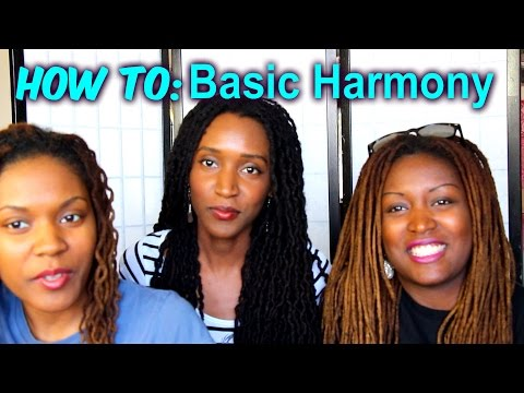 How To Do: Basic Harmony