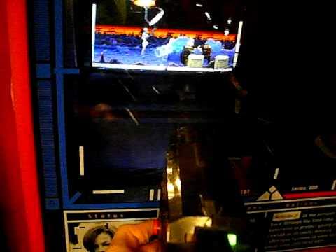 Terminator 2 Judgement Day Arcade Midway