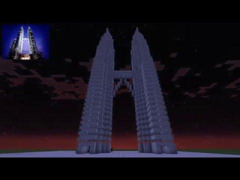 Minecraft Torres Petronas Descargar Download