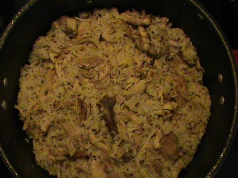 How To Make Homemade Southern Chicken Bog!!
