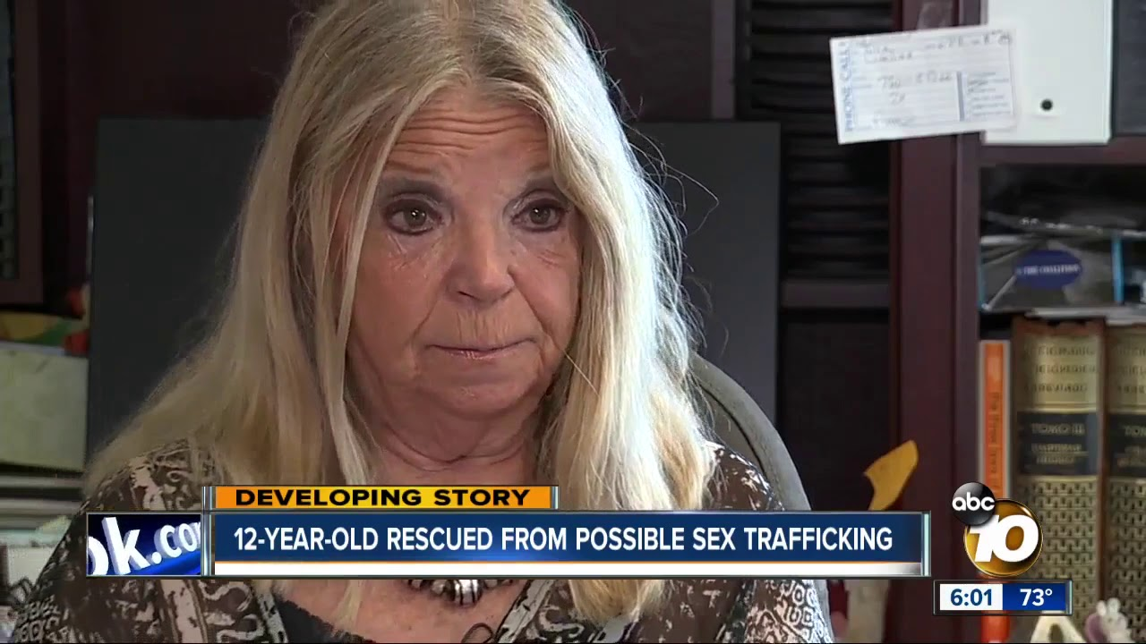 12 year-old rescued from possible sex trafficking