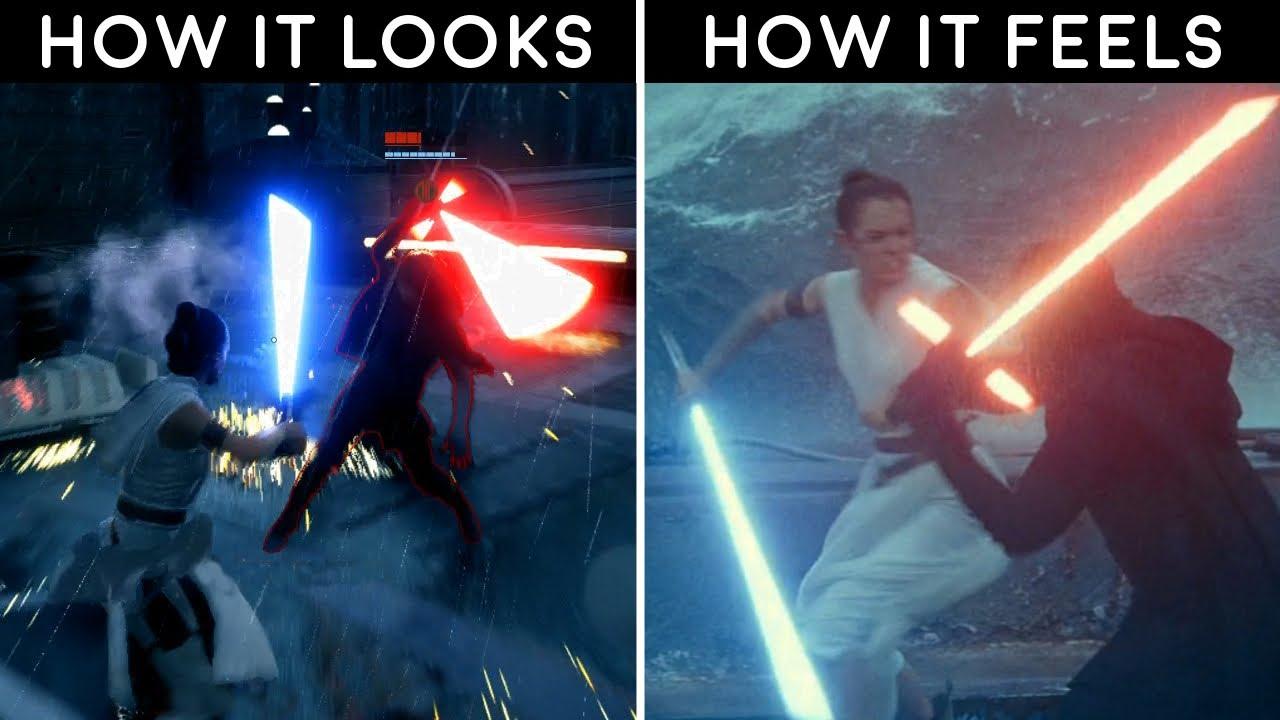 Battlefront 2 - How It Looks vs How It Feels #12