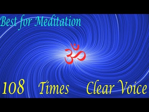 Om 108 times - meditation music for Yoga - Shiv Mantra for Healing