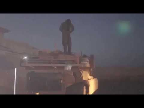 Battle of Mosul - action Iraqi special forces