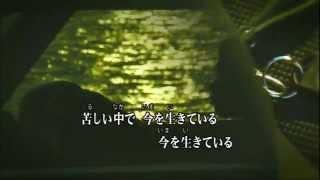 【カラオケ】アンジェラ・アキ 手紙 ~拝啓 十五の君へ~