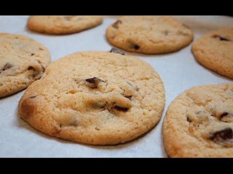 Chocolate Chip & Orange Cookies Recipe