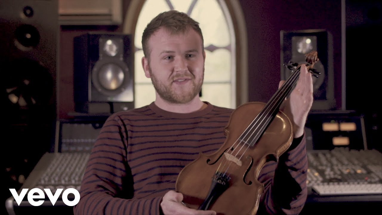 Sam Sweeney - The Unfinished Violin Introduction