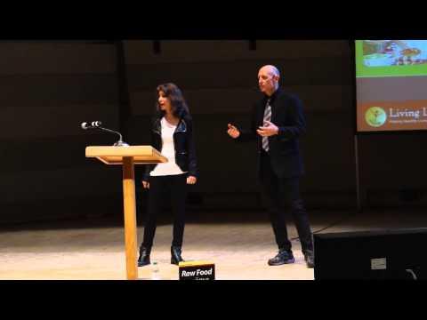 AWGMK 2013, rugsėjo 28 d. Cherie Soria ir Dan Laderman
